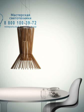 Foscarini 1690172SP5 80 подвесной светильник ALLEGRETTO VIVACE H. 5 m коричневый