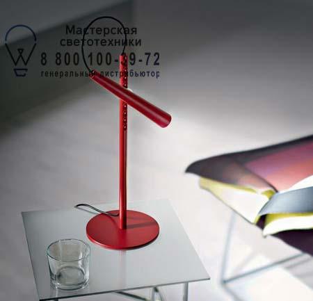 MAGNETO 202001 63 Красный, настольная лампа Foscarini 202001 63