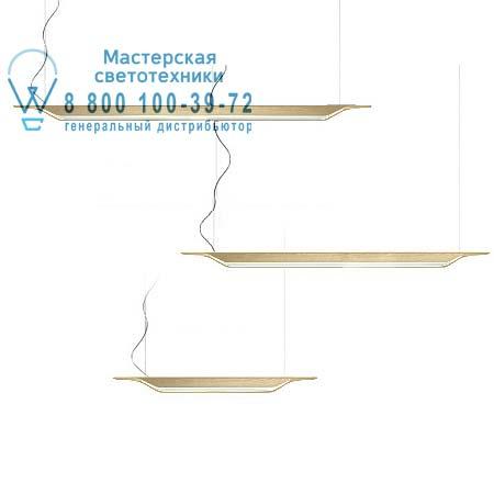 TROAG малый светильник цвета натурального дерева, подвесной светильник Foscarini 2050072 50