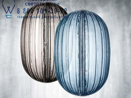 PLASS 2240071L 30 (LED) Синий, подвесной светильник Foscarini 2240071L 30