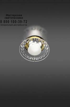 3021/FA потолочная люстра Italamp