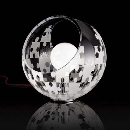 3055 - Dodo, настольная лампа Italamp 3055/LG