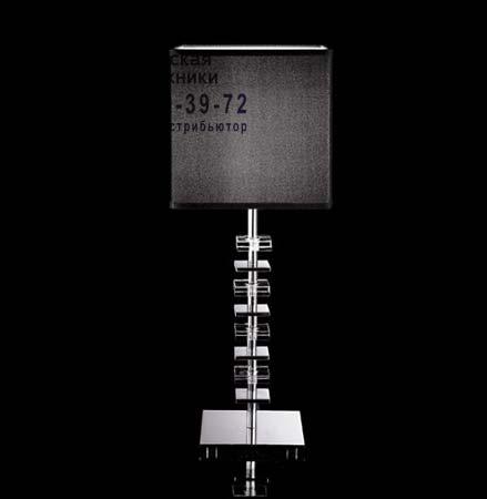8108 - Ginevra, настольная лампа Italamp 8108/LG