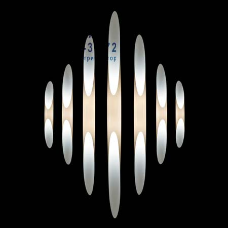 Kundalini SHAKTI WALL 200 белый 035113BIEU