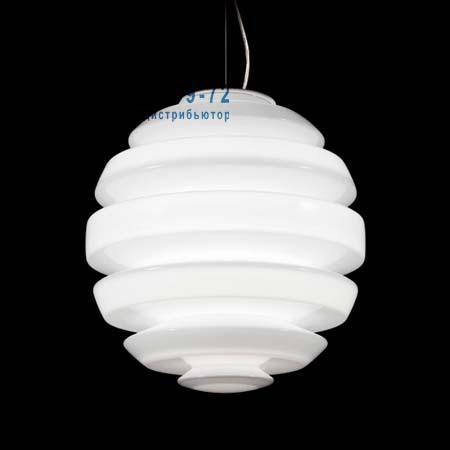 HONEYMOON S белый, подвесной светильник Kundalini K1647BIEU