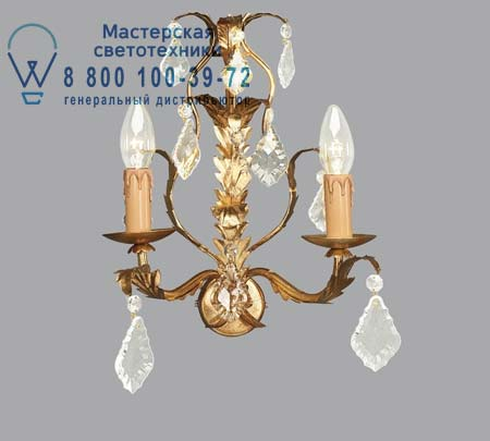 Lucienne Monique 401/2 401/2 с прозрачными кристаллами