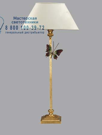 Lucienne Monique 546/ F настольная лампа 546/ F с бабочкой
