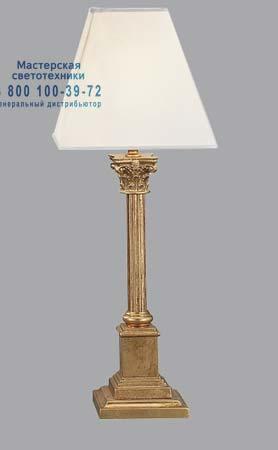 575 с колонной, настольная лампа Lucienne Monique 575