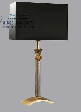 Lucienne Monique 596 настольная лампа 596 с деревянной спиралью