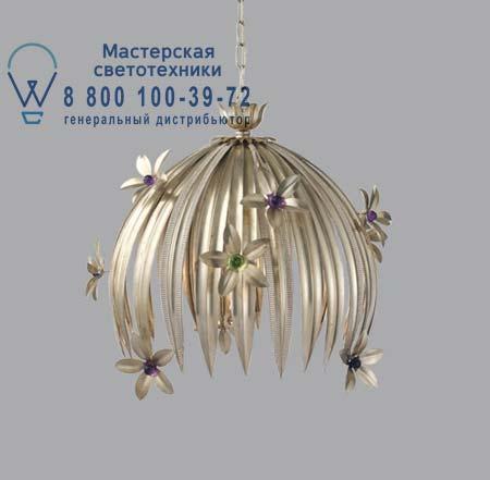 Lucienne Monique AX 80 люстра AX 80 с цветами и кристаллами сваровски