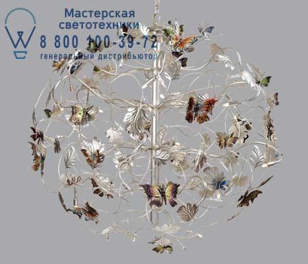 Lucienne Monique FG 113 с кристаллами сваровски и бабочками FG 113