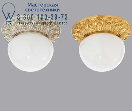 GH 33 со стеклом и украшениями, встраиваемый светильник Lucienne Monique GH 33