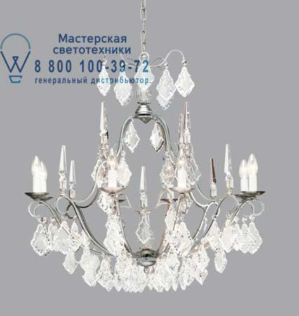 GL 23 со стеклянными кристаллами, люстра Lucienne Monique GL 23