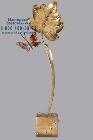 GN 17 с бабочкой, настольная лампа Lucienne Monique GN 17