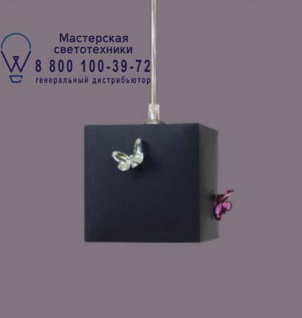 Lucienne Monique K 4 K 4 с бабочками из кристаллов сваровски