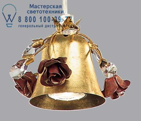 Lucienne Monique NO 75 NO 75 с розами и кристаллами сваровски