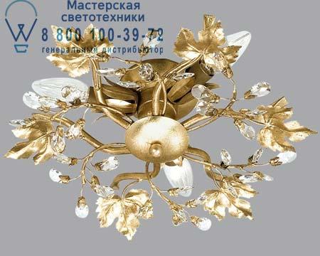W 31/p с кристаллами сваровски в виде миндаля, потолочная люстра Lucienne Monique W 31/p