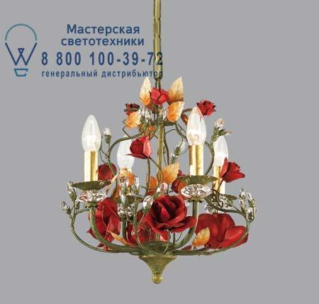 Lucienne Monique W 51 W 51 с розами и кристаллами сваровски