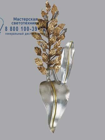 W 72 с кристаллами сваровски, бра Lucienne Monique W 72