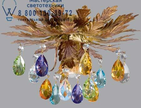 Lucienne Monique W 86 потолочная люстра W 86 с разноцветными кристаллами сваровски