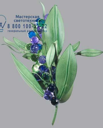 Lucienne Monique Y 4 бра Y 4 с кристаллами сваровски