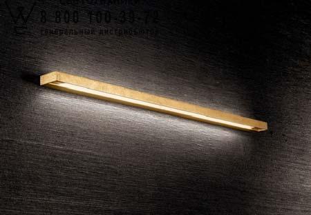 Zero A 3521.55 сусальное золото, бра Panzeri A 3521.55