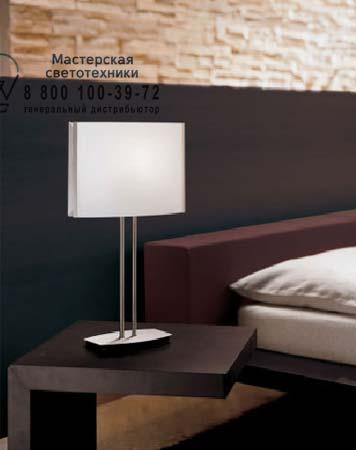 Panzeri C 4032.30 настольная лампа Tecla C 4032.30 матовый никель