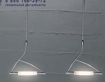 Panzeri L 6922 подвесной светильник Wing L 6922 хром