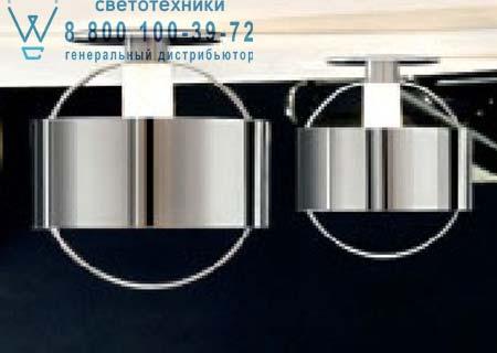 Ring Inox P 1137.16 серебристый, потолочный светильник Panzeri P 1137.16