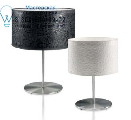 Debut WC 1432.29 тисненая, разбитая в барабане, настольная лампа Panzeri WC 1432.29 CST/CBS