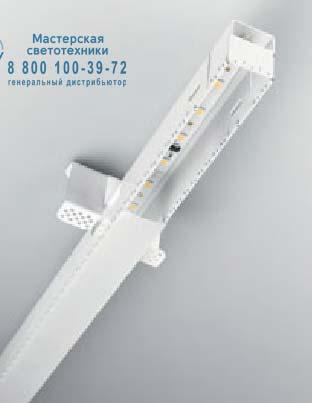 Panzeri XG1033-100 LED встраиваемый светильник XG1033 XG1033-100 LED белый