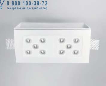 XGQ1000 XGQ1000-2 LED белый, встраиваемый светильник Panzeri XGQ1000-2 LED