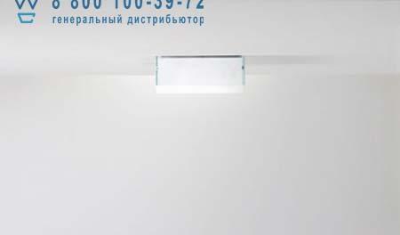 Prandina 1025000110001 бра ARGENTUM ECO W3 опаловое белое стекло/пескоструйная обработка