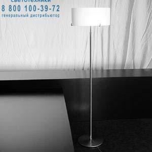Prandina CPL F7 опаловое белое стекло/никель 1082000410201