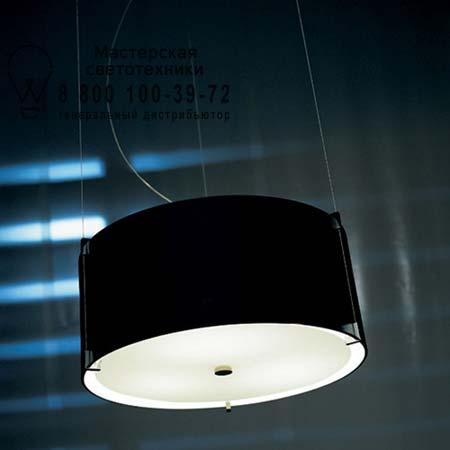 Prandina 1083000510101 подвесной светильник CPL S7 хром/опаловое белое стекло