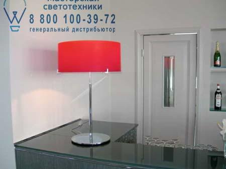 1084000410206 Prandina CPL T7 опаловое красное стекло/никель