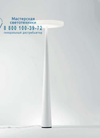Prandina 1132000113000 торшер EQUILIBRE HALO F3 матовый белый