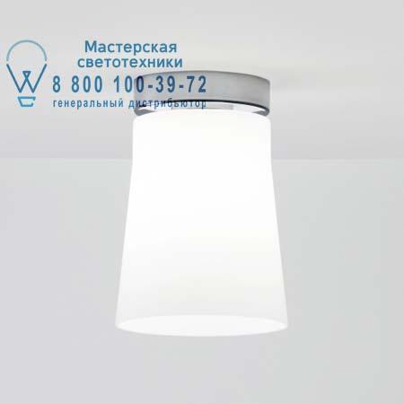 Prandina 1151000410101 потолочный светильник FINLAND C3 опаловое белое стекло/хром