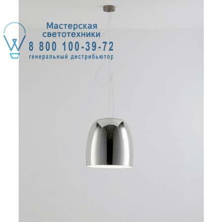 Prandina NOTTE S1 зеркальный/белый внутри 1283001010110