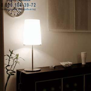 Prandina 1334000310101 SERA T1 опаловое белое стекло/хром