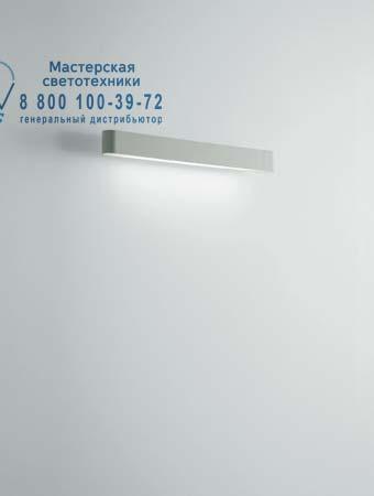 Prandina 1485000113300 бра TECA ECO W1 матовый серебристый