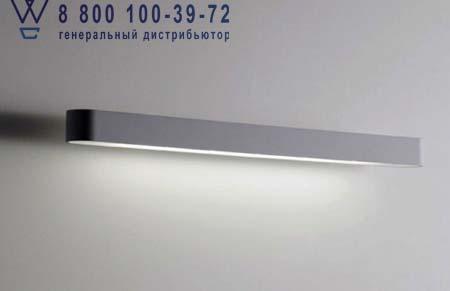 Prandina 1485000313300 TECA ECO W5 матовый серебристый