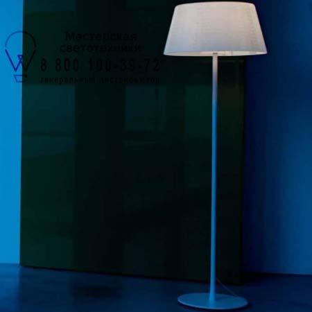 1752000310101 Prandina ABC F5 опаловое белое стекло/хром