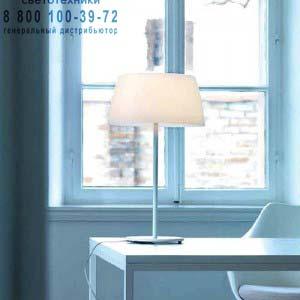 Prandina 1754000313001 настольная лампа ABC T3 опаловое белое стекло/матовый белый