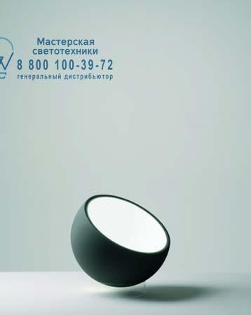 Prandina 1762000713500 BILUNA F5 металл черный матовый