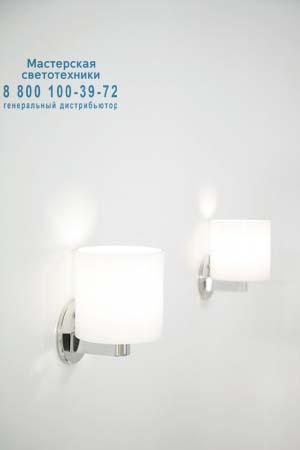 1815000210132 Prandina CPL MINI W3 глянцевое белое стекло/хром