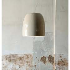 NOTTE S1 металлический глянцевый белый / хром, подвесной светильник Prandina 1843000510157