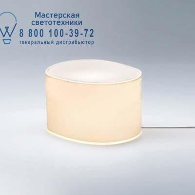 Prandina 1862000213034 торшер ROOM F50 (IP20) опаловый белый/ткань цвета экрю