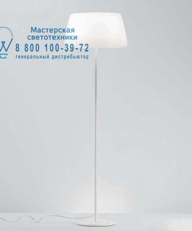 1902000513001 Prandina GINGER F50 опаловый белый/матовый белый