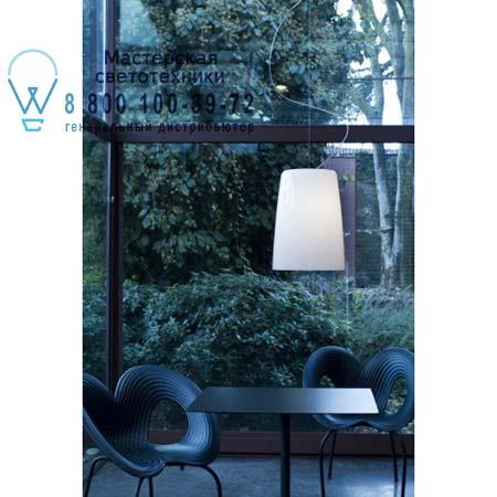 Prandina 1973000613001 MARLENE SMALL S1 опаловое белое стекло